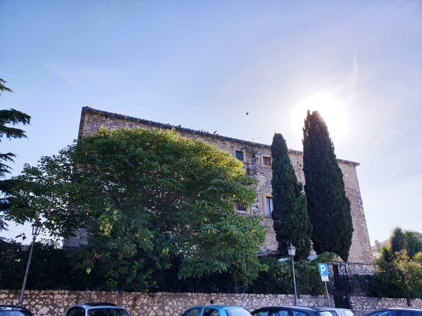 Moricone Palazzo Baronale